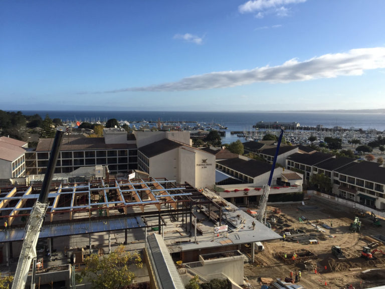 Monterey Conference Center Renovation Project