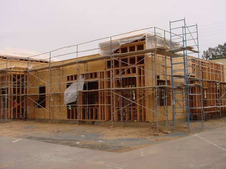 Construct Child Development Center Administration Building 3320 Renovation