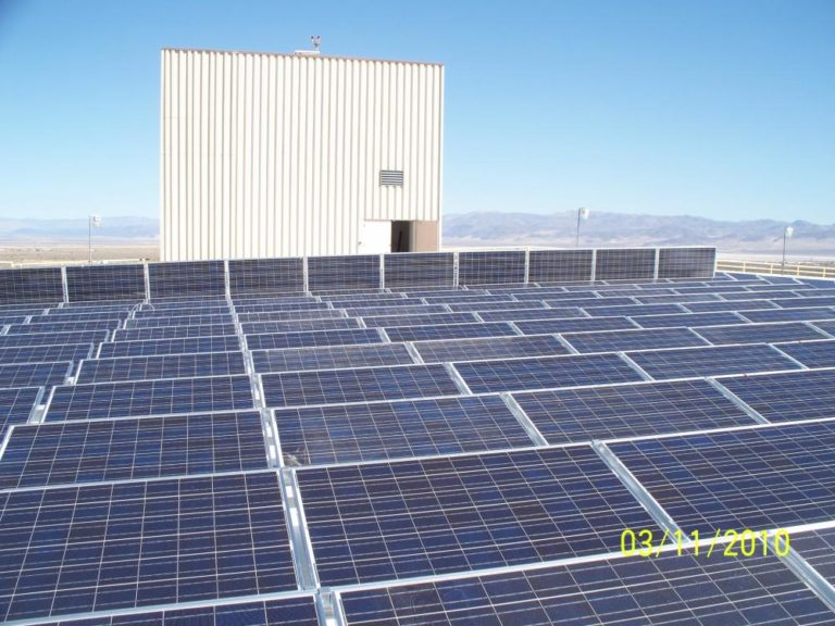 Install Photovoltaic System, China Lake