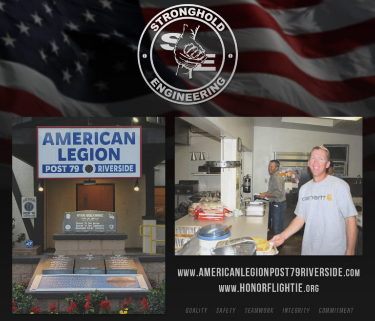 Stronghold Engineering veterans