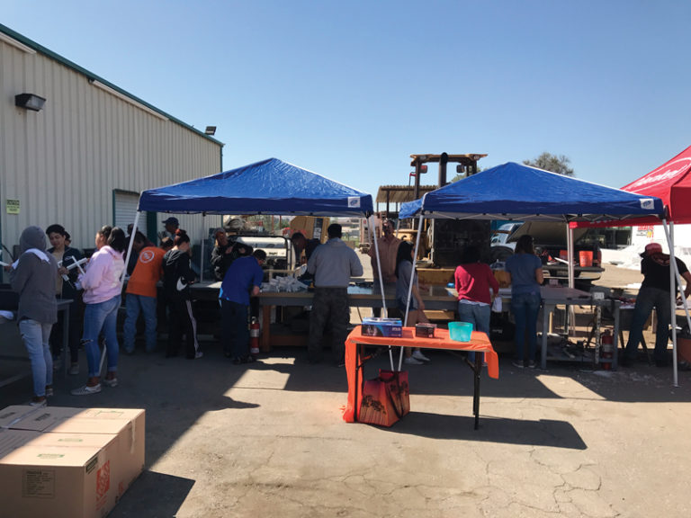 Stronghold Gives Back to Our Veterans